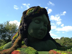 Mother Earth Montreal Botanical Gardens